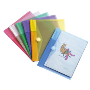 Enveloppes Color Collection A5