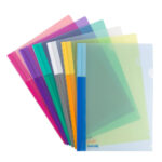 Color Collection L-folders - assorted - a4 - 24 - pp