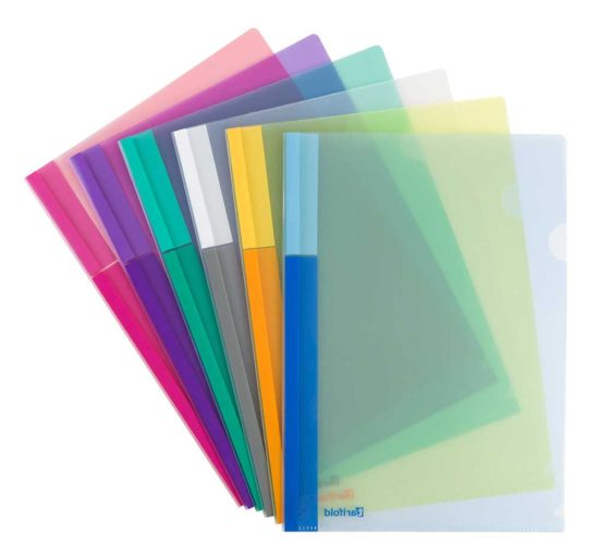 Color Collection L-Folders (Tarifold)