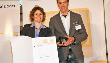 Tarifold VEO wins design award