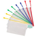Zipper Bags A5 - blue - a5 - 8 - pvc