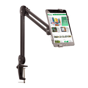 Swing arm Tablet Holder