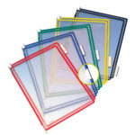 Stainless Steel Pivoting Pockets - assorted-5-colors-3 - a4 - 10 - france