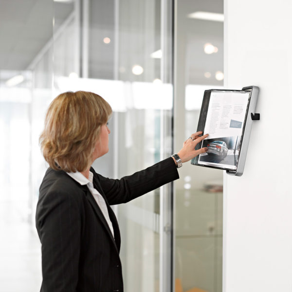 Tarifold Wall Display System VEO