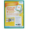 Adhesive Display Frames - Rigid - green - a4 - 1 - france