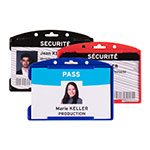 Security ID Card Holders